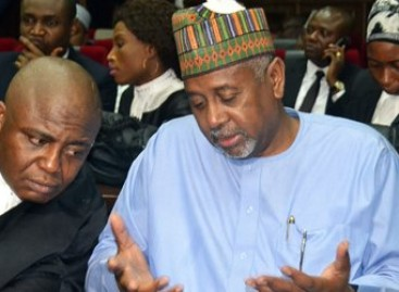 You cant present masked witnesses against Dasuki, court tells DSS