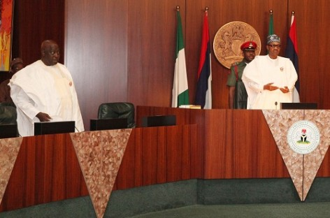 Buhari orders ministers to take charge of North-East humanitarian situation