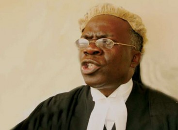 Falana not familiar with facts of Dasuki's case