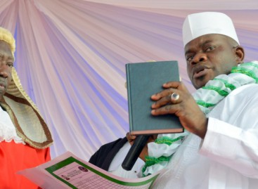 Yahaya Bello wins at Supreme Court