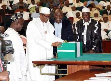 NASS moves to cement relations with Buhari
