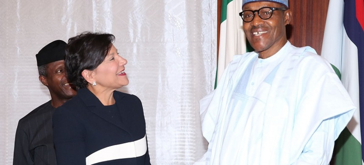 We'll Continue To Welcome Support From USA For Our Security And Development – Buhari