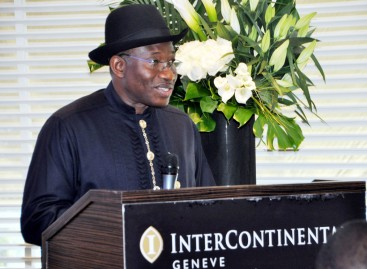 Jonathan to speak on Boko Haram, others, Wednesday