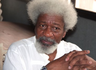 Soyinka declares support for anti-graft crusade