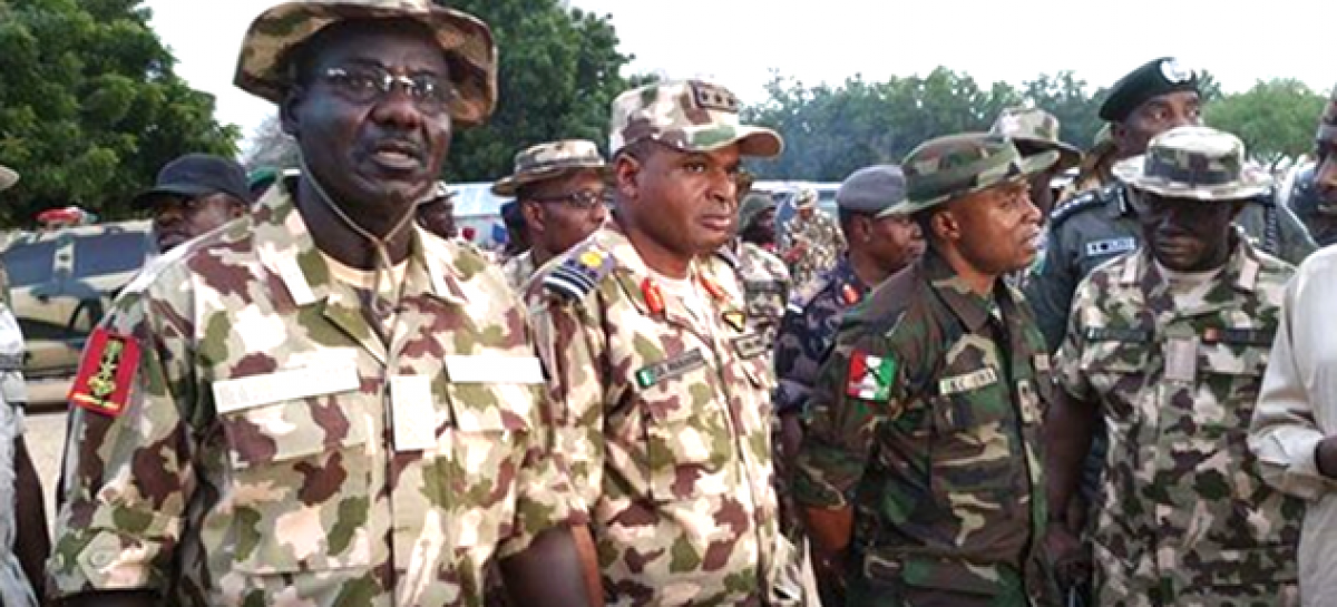 Boko Haram: Army establishes new division in Borno