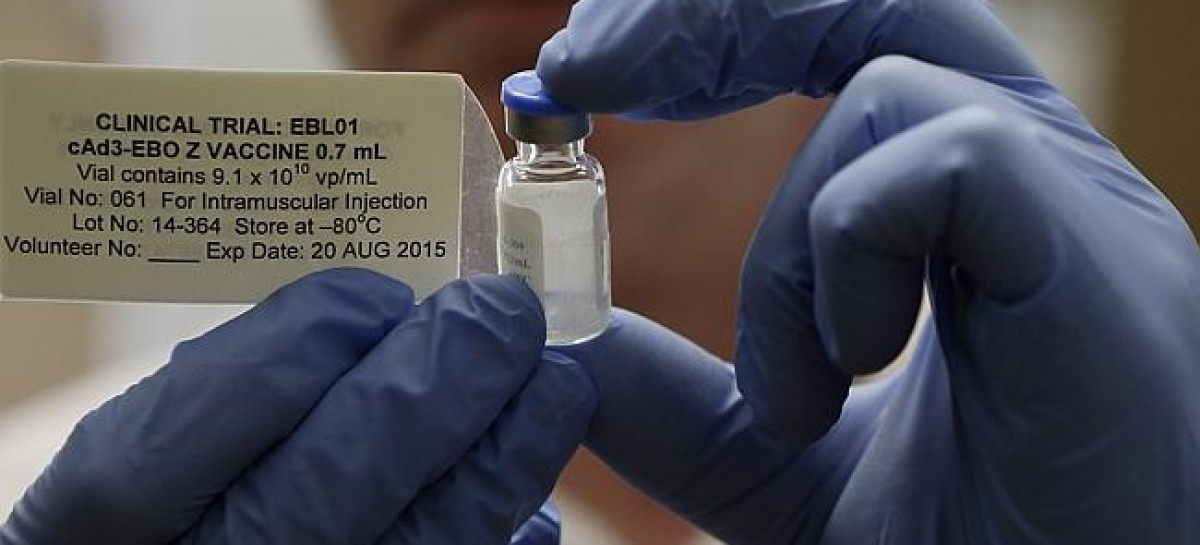 Putin claims Russia has developed Ebola vaccine
