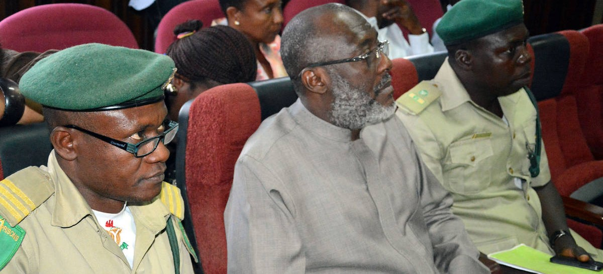 Drama in court as Metuh seeks replacement of 'ex-classmate judge'