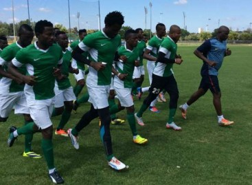 Super Eagles move up three places in FIFA rankings