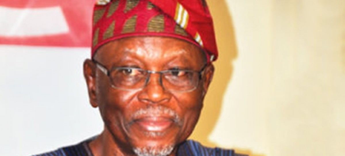 Buhari fired Jonathan's men for sabotage – Oyegun