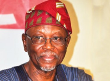 APC is broke, says Oyegun