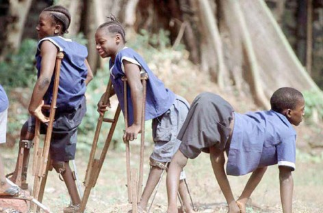 Rotary announces US$35m support for polio-free world