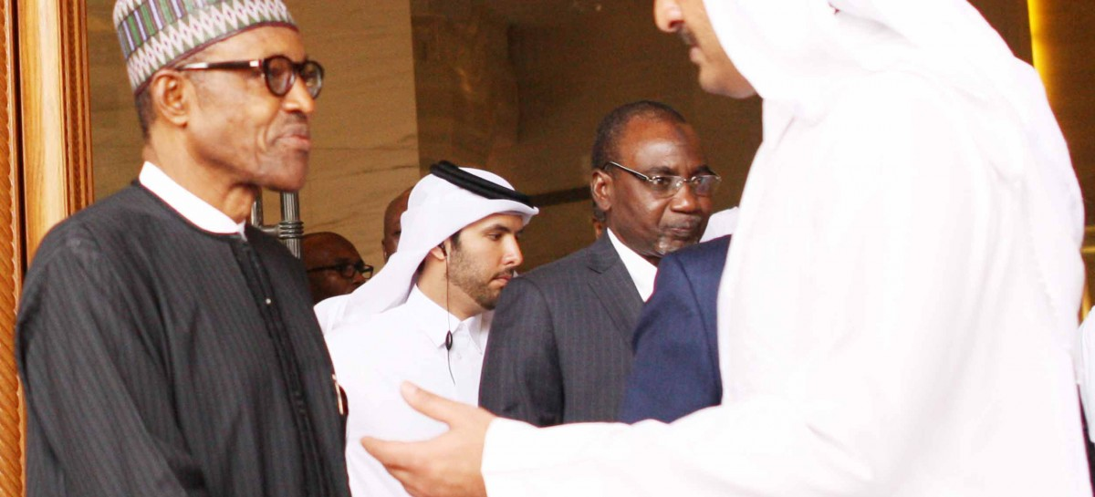We'll Remove Impediments To Investments, Buhari Assures Qatari Business Community
