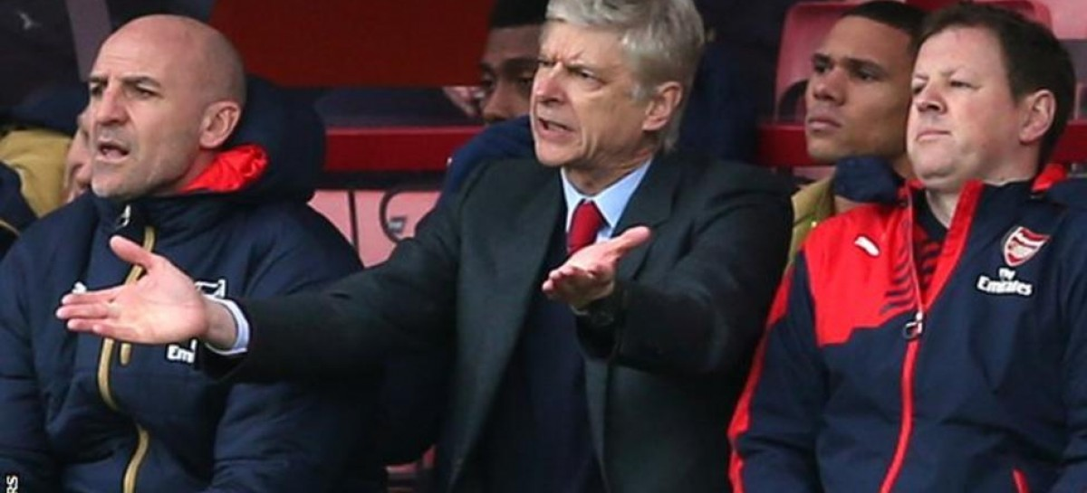 It's time to quit, Arsenal legends tell Wenger