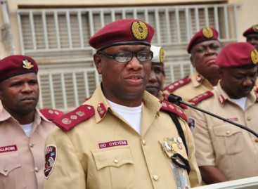Nigeria's FRSC and its penurious N58m media budget