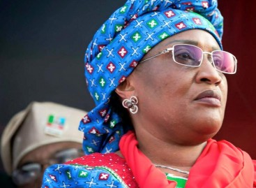 Mama Taraba loses again at Supreme Court