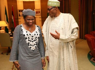 Buhari appoints Abike Dabiri as SSA on Foreign Affairs