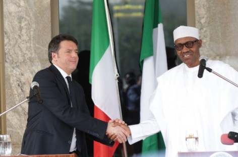 Nigeria, Italy sign agreement on intelligence sharing, others