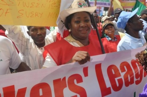 Organised labour begins protests over increase in electricity tariffs Monday