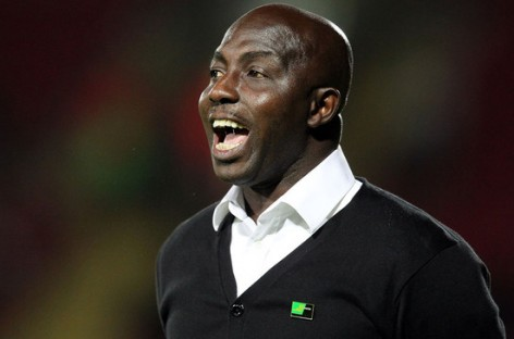 Siasia replaces Oliseh as Super Eagles coach