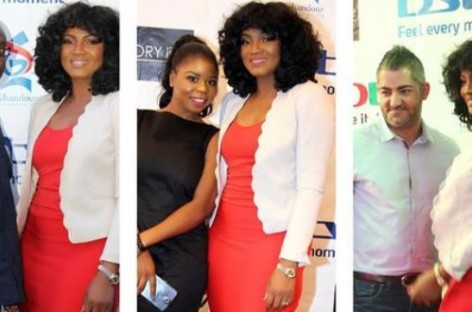 Omotola Stuns As She Unveills 'The Real Me