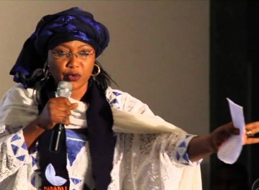 Najaatu Muhammad rejects Buhari's appointment