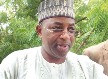 I didn't misappropriate  bailout funds, Gov Abubakar tells Buhari