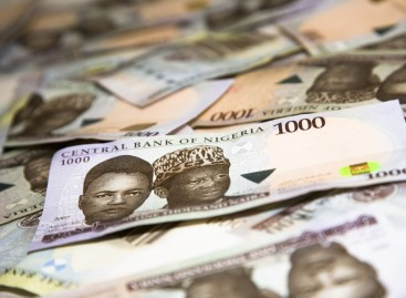 Naira hedges against Pound Sterling, Euro