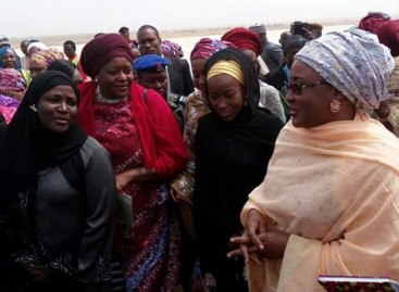 Buhari's Wife Flags Off Maternal Child Health Week In Kebbi
