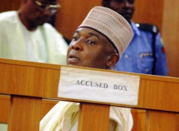 Key evidence against Saraki burnt in bank — Witness