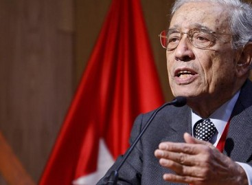 UN mourns Boutros-Ghali