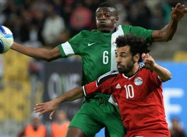 Nigeria fail to qualify for Africa Cup of Nations after Egypt defeat