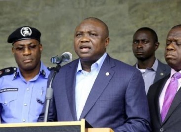 Fashola's solid foundation responsible for our success story – Ambode
