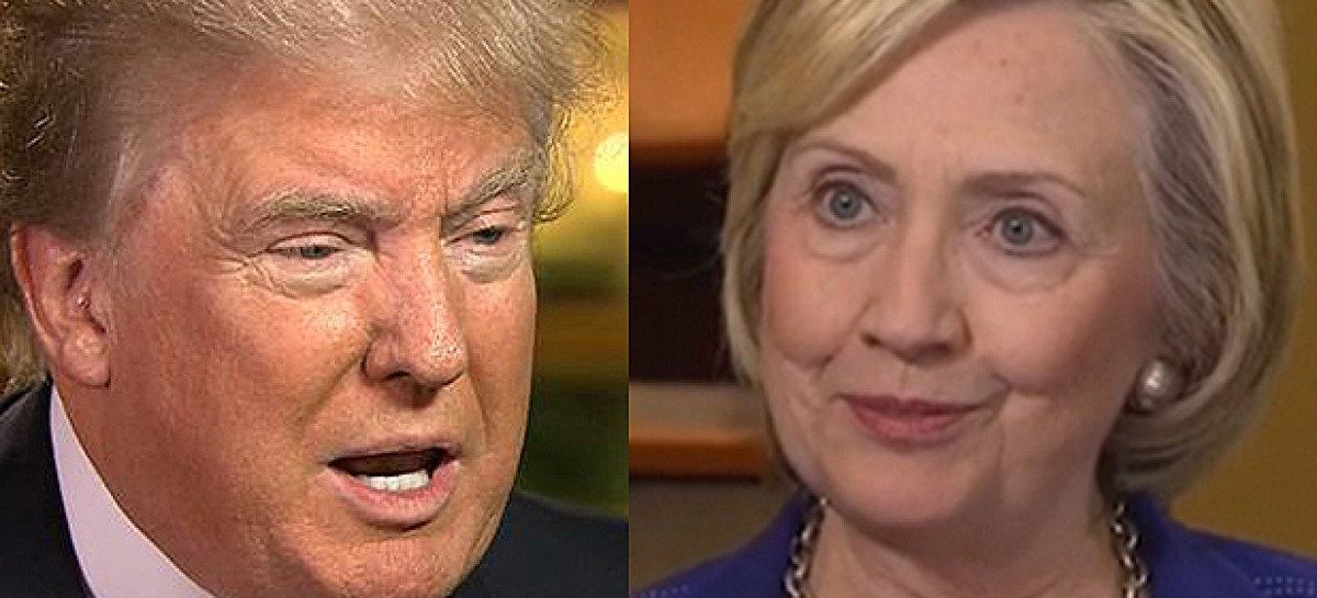 Trump can't rule America – Clinton