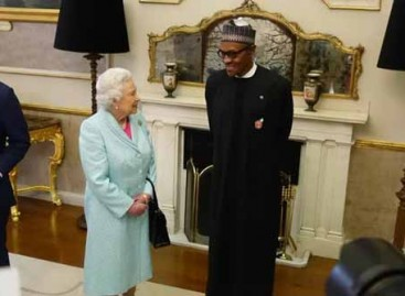 Buhari gets Commonwealth commendation for leadership role in Africa