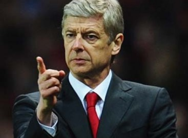 'There is only one team in London,' Wenger boasts