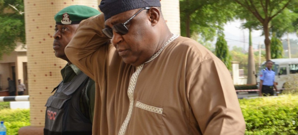 How Badeh converted stolen N558 million monthly to US dollars — Witness