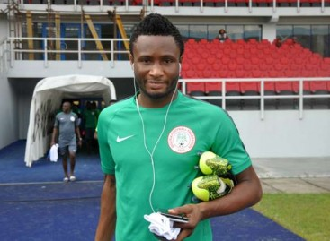 Rio Olympics: Mikel named Team Nigeria Captain