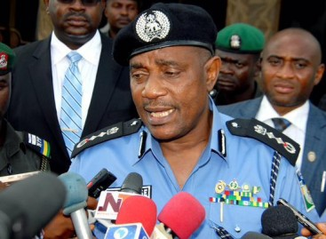 IGP says 6,000 policemen to takeover communities retaken from Boko Haram