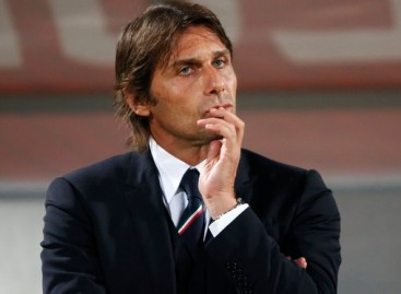 Antonio Conte: Chelsea appoint Italy boss as head coach