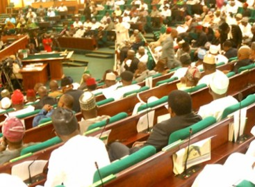 House of Reps loses member