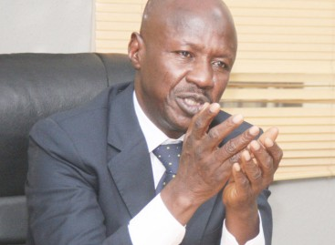 Buhari seeks Senate confirmation for Magu as EFCC boss