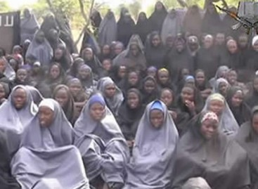 Chibok girl, 'Amina Nkek' found in Sambisa