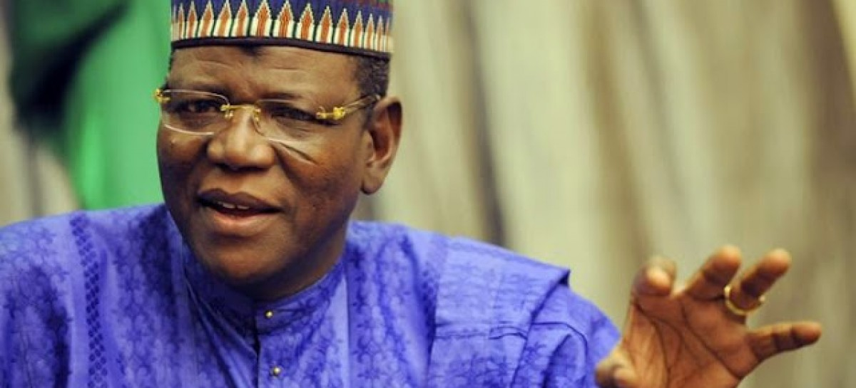 Sule Lamido declares intention to run for president