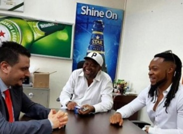"Singer Flavour named brand ambassador of ""Life Beer''"