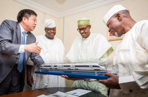 Buhari Orders Establishment Of Technical Committees On New China/Nigeria Joint Projects