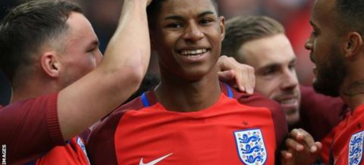 United teenage sensation, Rashford makes England squad for Euro 2016