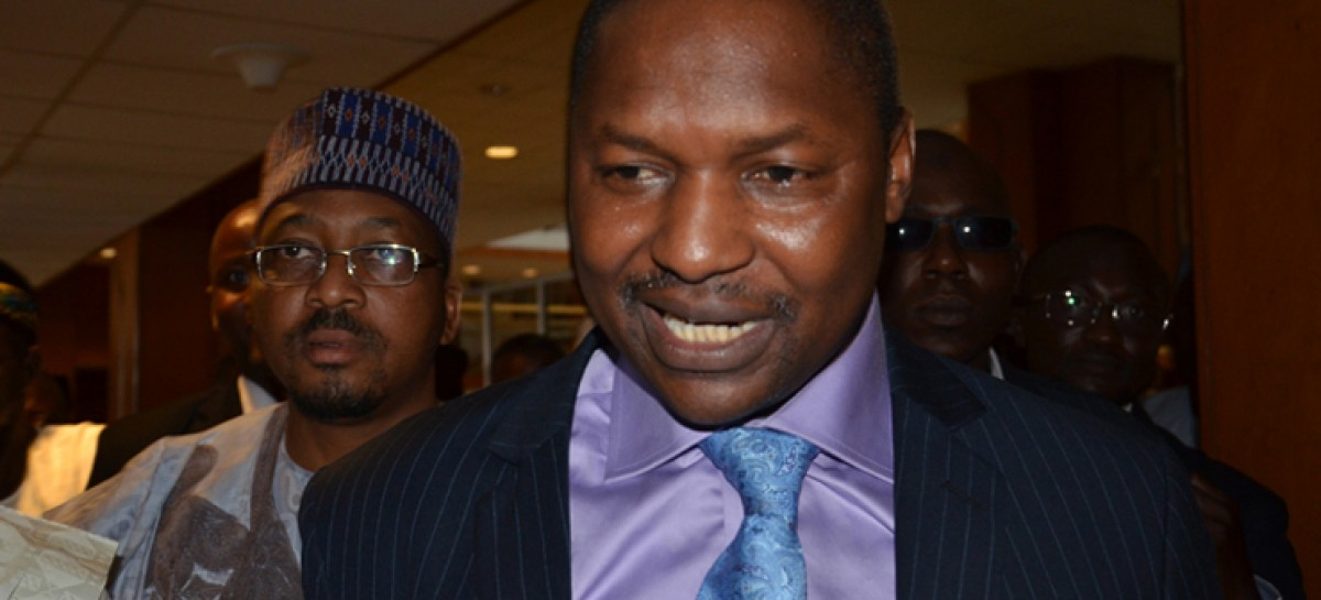 Judges' arrest: No one is above the law – AGF
