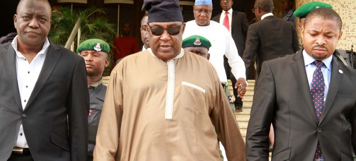 Badeh gave me N864 million from Air Force account to buy properties – Witness