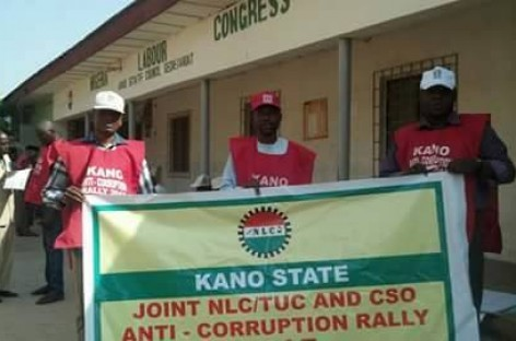 We'll commence strike on Thursday – Kano NLC Chair