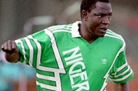 FIFA remembers Rasheed Yekini